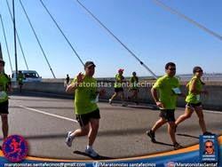 11 Km Maratón del Puente