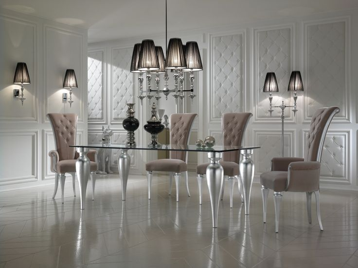 Luxury dining room furniture uk furniture design blogmetro for Luxury dining room furniture
