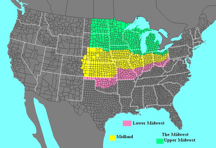 regions west and midwest Stereotypes americans have about us regions voa news  midwest: self-reliant,  the far west (which should have.