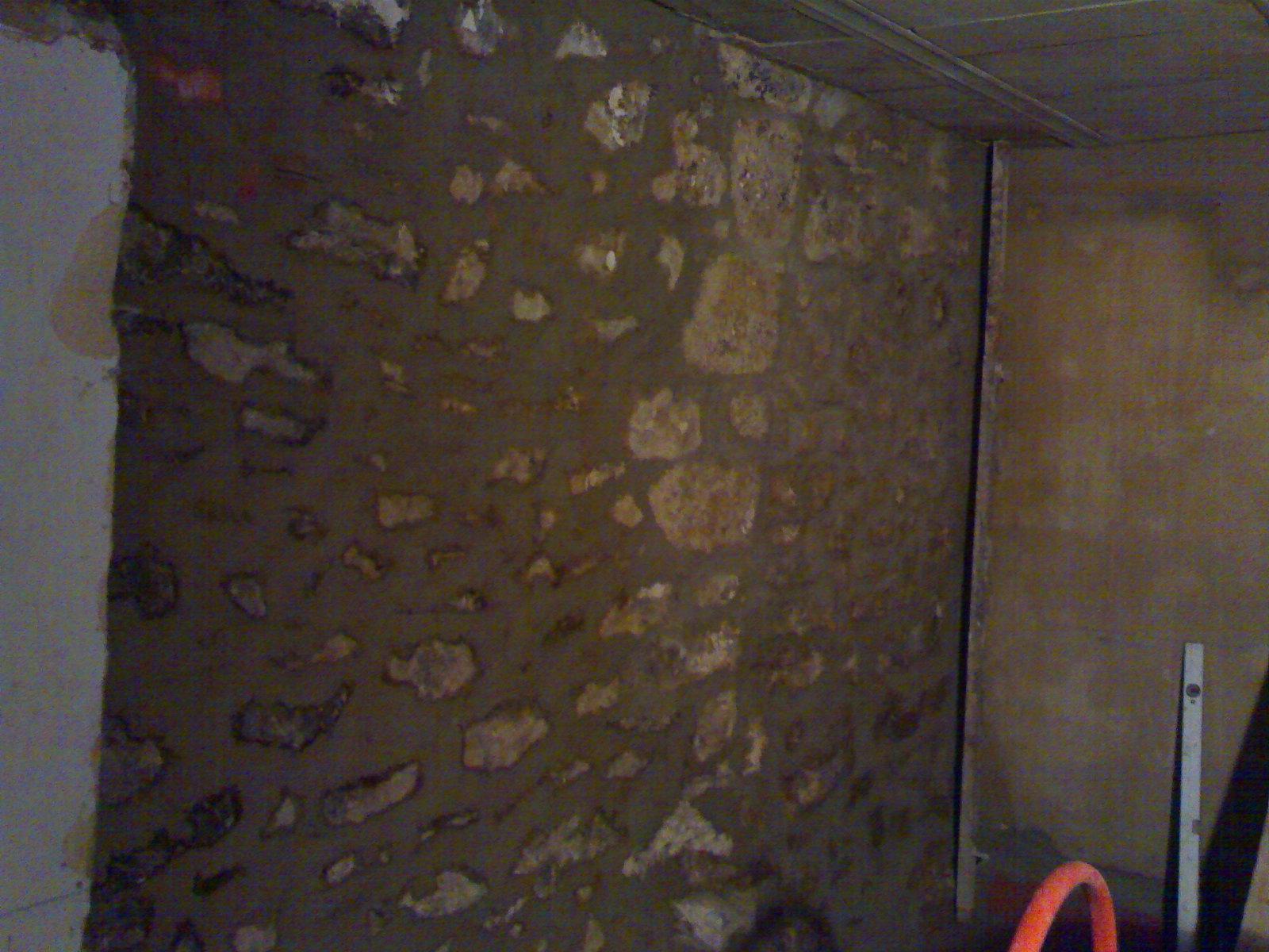 Casa antigua saneado de paredes en piedra quiero - Pared de piedra ...