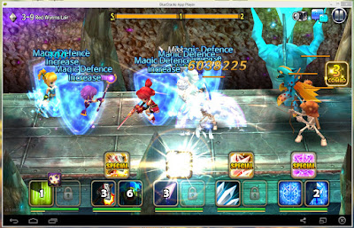 Cheat Grand Chase M (Money, Gems) Terbaru