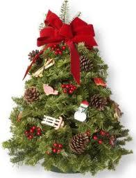 NC Tabletop Christmas Tree
