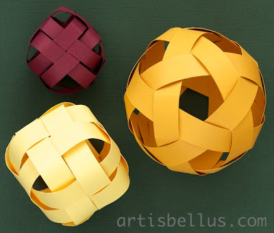 Extreme Origami - Woven Solids