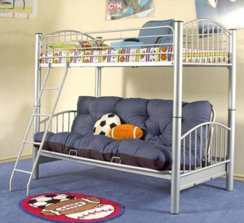 Couch Bunk Bed Convertible Medium Size Of Sofa30 Lovely