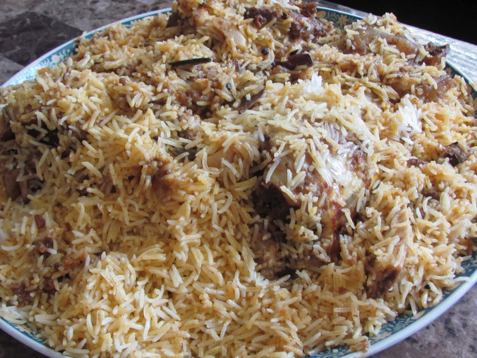 process essay how to make kabsa