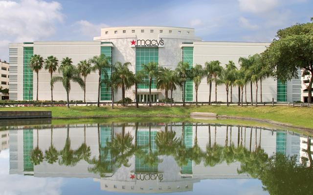Loja Macy's Miami - Aventura Mall
