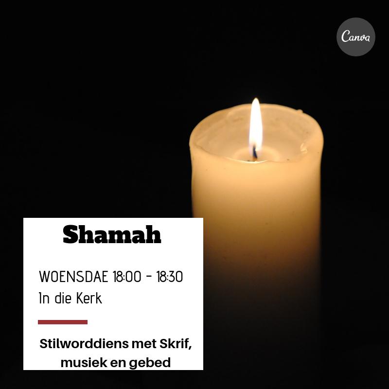 SHAMAH Stilwordiens