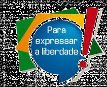 """Campanha """"Para Expressar a Liberdade – Uma nova lei para um novo tempo"""""""