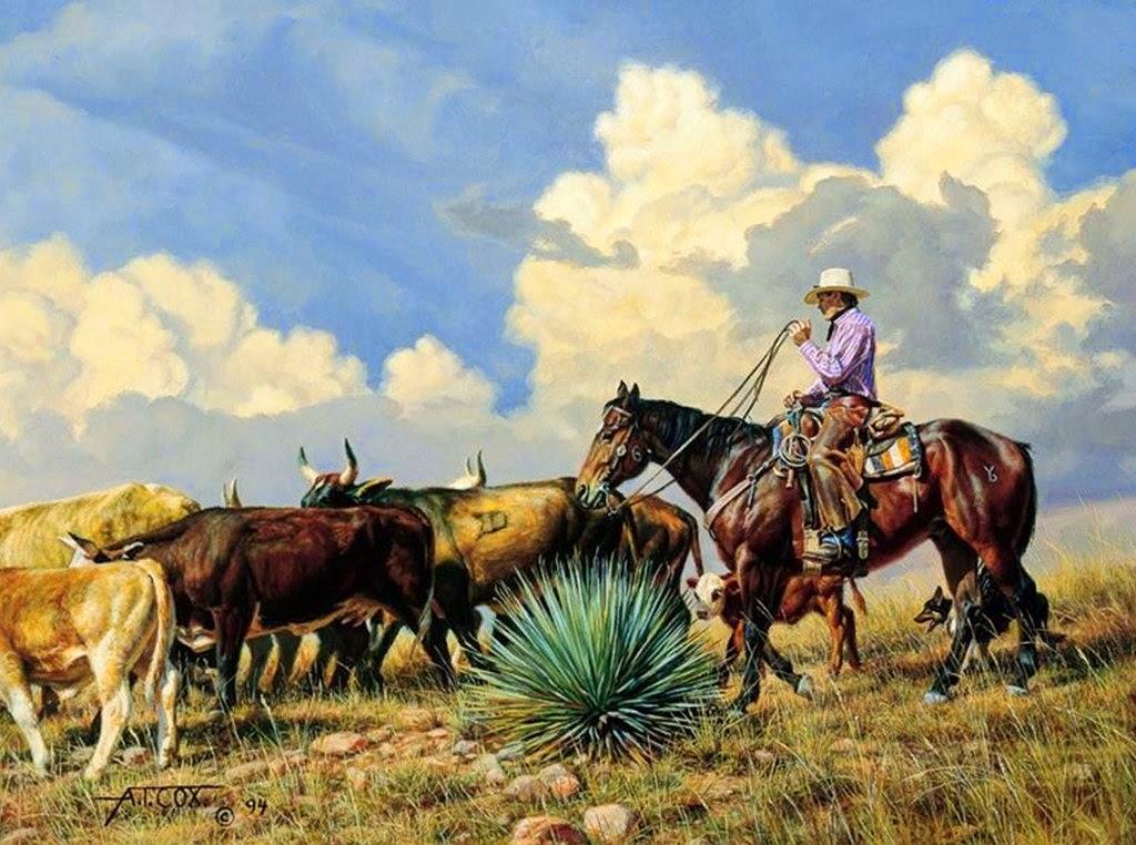 paisajes-del-campo-con-caballos