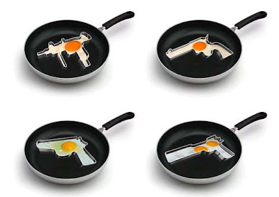 Creative Frying Pans and Cool Spatulas for your Kitchen (20) 7