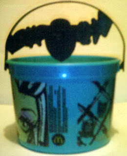 Frankie Stein bucket from McDonald's picture one