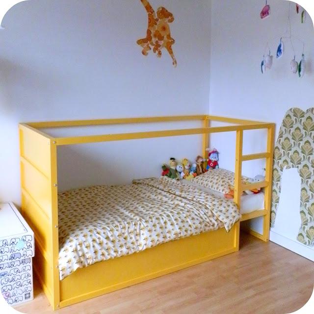 Mommo design painting ikea furniture - Sofas cama infantiles ...