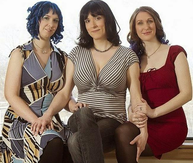 Three Women Lesbian Sex 72