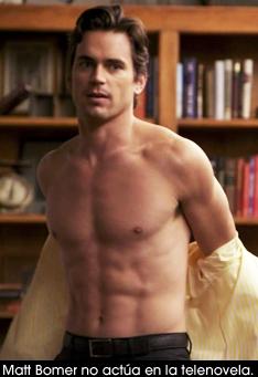 Matt Bomer, actor que no participa en la telenovela Corazón indomable 2013 | Ximinia