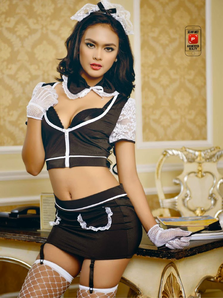 Zairah Wijaya - Popular Indonesia, March 2015