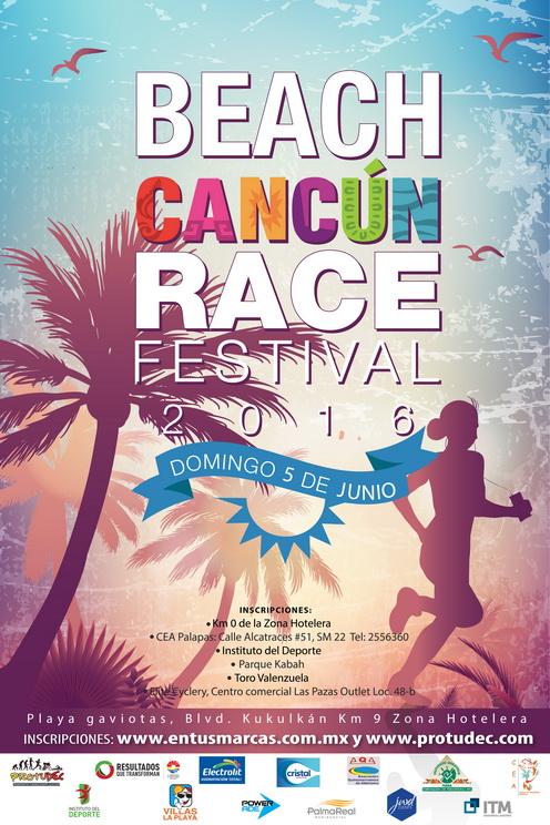 Beach Race 5 k