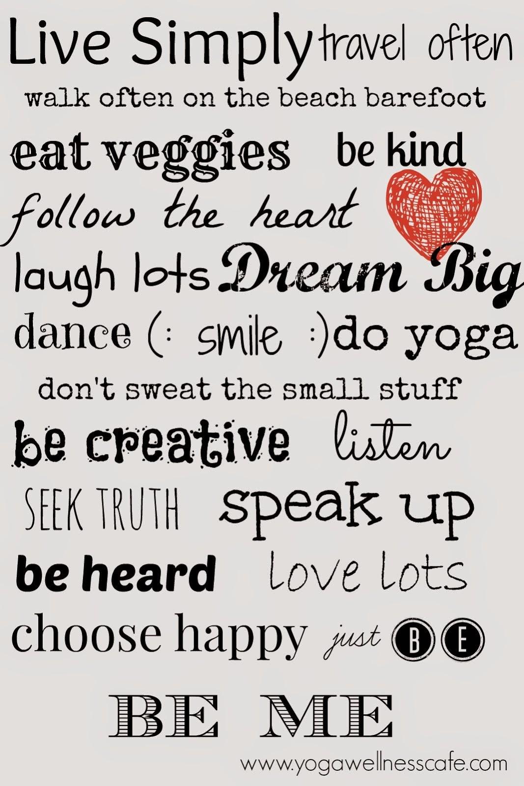 hippie girl manifesto
