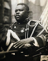 The Most Honorable Marcus Garvey