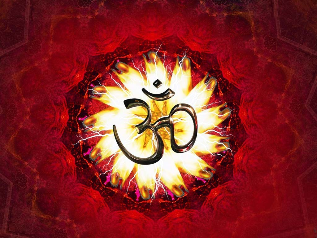 Aum, Om Symbol Wallpapers Images for Free Download