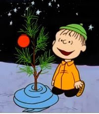 As linus said while looking at the little tree quot i never thought it