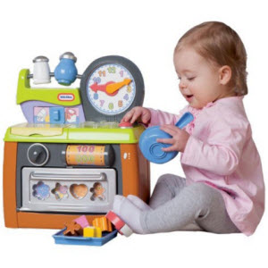 Amazon : Buy Little Tikes Kitchen (Product Type: Play Food) Set Rs. 1,041 Only – Buytoearn