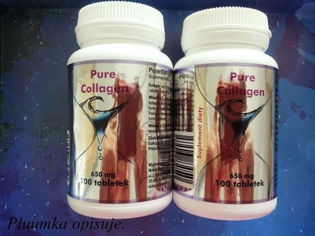 Pure Collagen, zaczynamy !