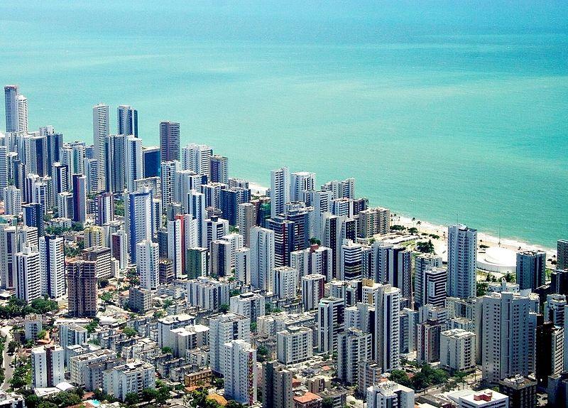 Viaggo a Recife in Brasile