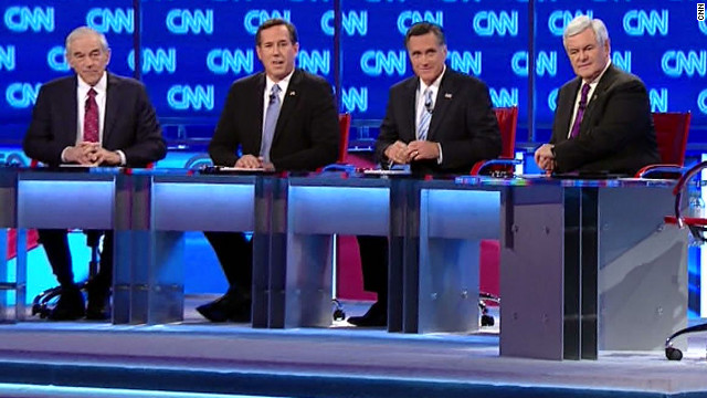 a personal review of a republican debate 7 takeaways from the republican debate by all three were happy to deflect efforts to drag them into sustained policy discussions and kept things personal.