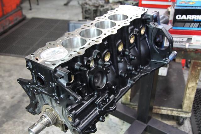 HYTECH ENGINES WORKSHOP BLOG: Toyota Supra 2JZ-GTE