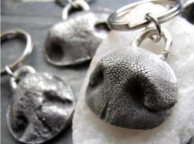 Custom Pet Nose Necklaces handmade jewelry Seen On www.coolpicturegallery.us