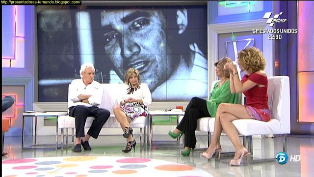 Cristina Fernandez piernas