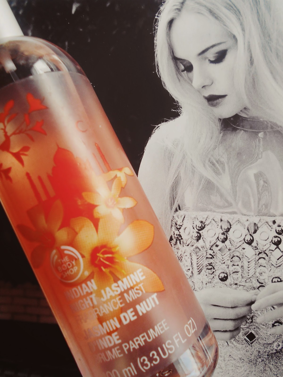 The Body Shop Indian Night Jasmine Fragrance Mist