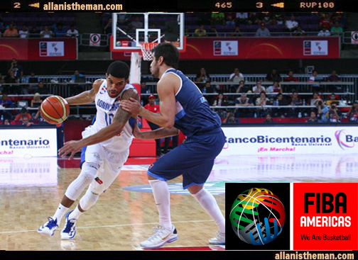 FIBA Americas Day 2: Dominican Republic upsets Argentina