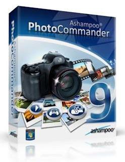 Ashampoo Photo Commander 9.1.0 Full Keys Download