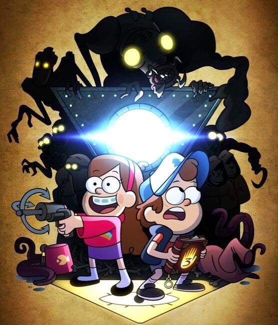 Thị Trấn Bí Ẩn Phần 2 - Gravity Falls Season 2