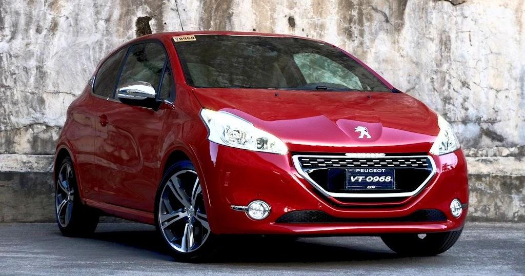 review 2015 peugeot 208 gti carguide ph philippine car news car reviews car features car. Black Bedroom Furniture Sets. Home Design Ideas