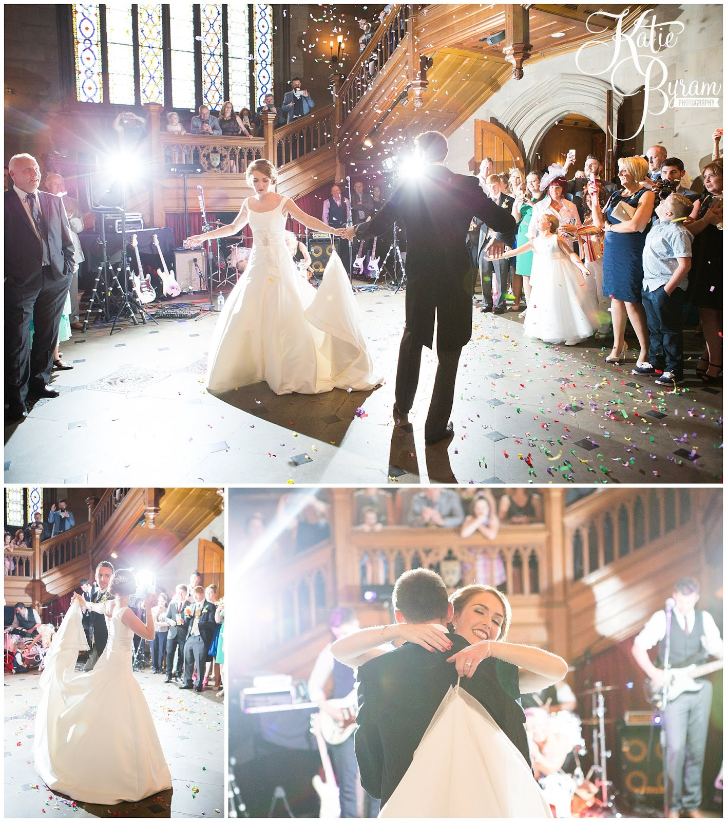 Floral & Sequins: Rachael & Danny\'s Wedding at Matfen Hall » Katie ...