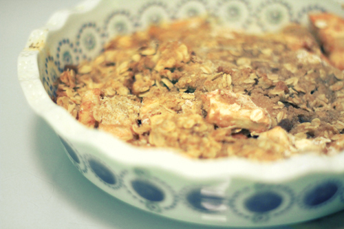 Apple Crisp Recipe