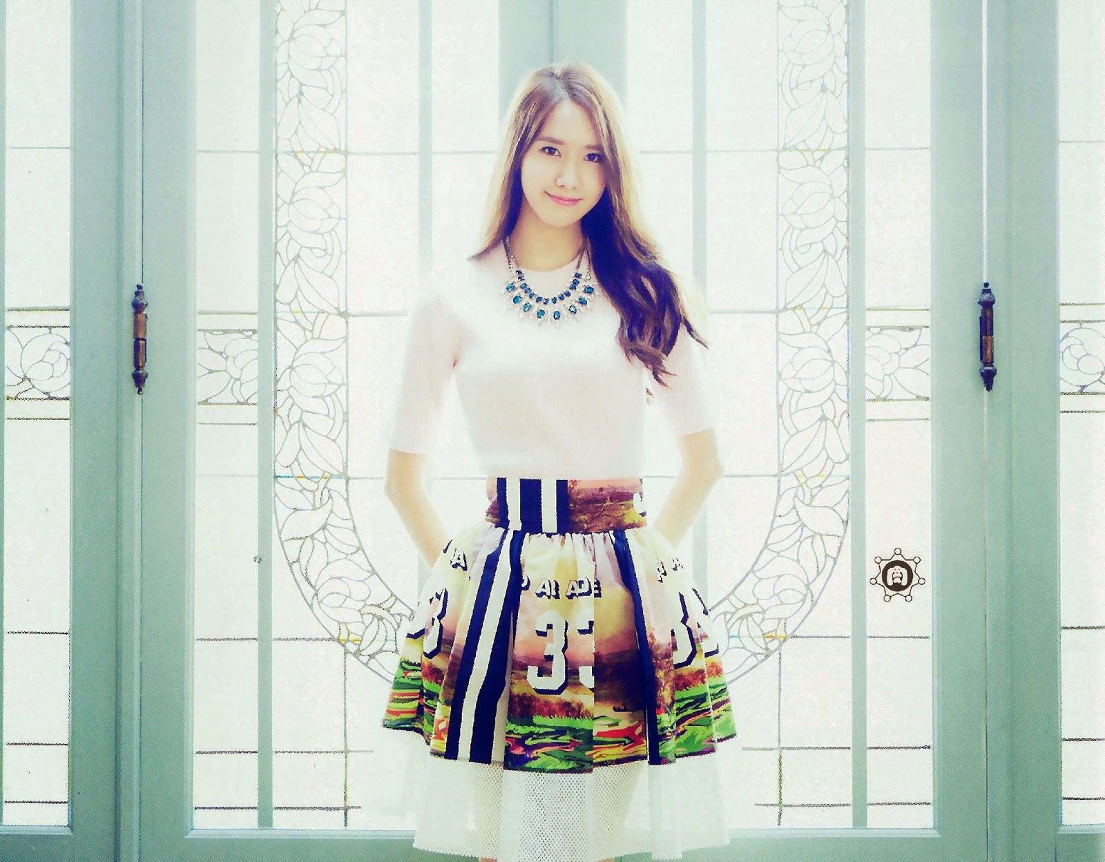 SNSD YoonA (윤아; ユナ) Girls Generation The Best Scan Photos 5