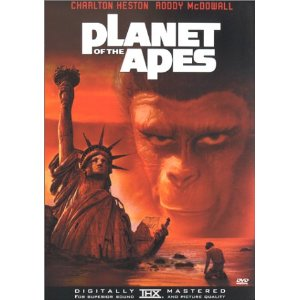 As a kid living in the 70's, I really didn't get into the Planet of the Apes ...