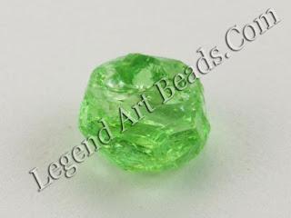 Green grossular