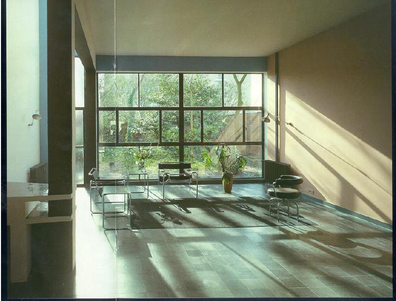 Hoolawhoop maison guiette by le corbusier 1926 for Interieur antwerpen