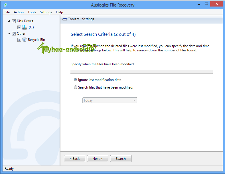AusLogic File Recovery