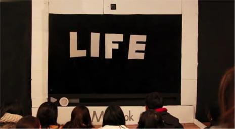 life final project youtube projek akhir sekolah