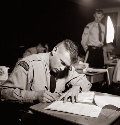 police promotional exam