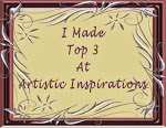 TOP 3 Artistic Inspirations