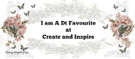 Create And Inspire  DT Favorite