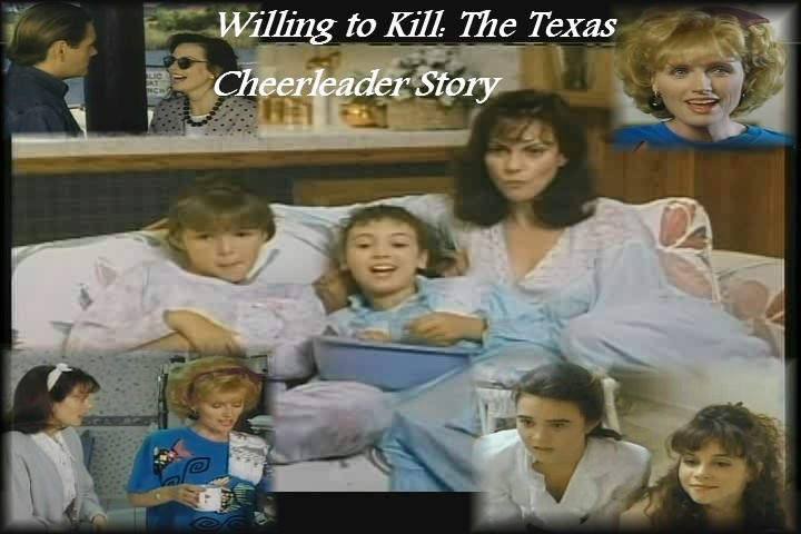 willing to kill the texas cheerleader story