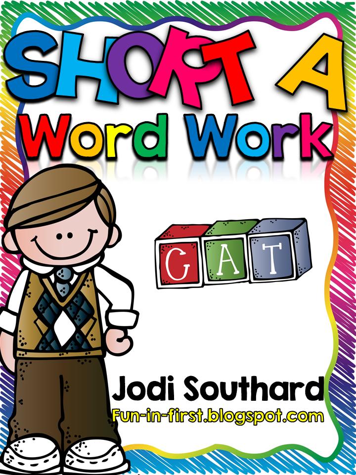 http://www.teacherspayteachers.com/Product/Word-Work-with-Short-a-1410237