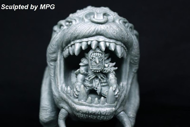 Goblin Squig Mangler model photo